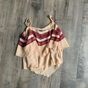 bebe Tops - Bebe top extra small